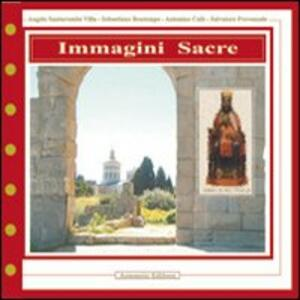 Immagini sacre - Angelo Santaromita Villa - copertina
