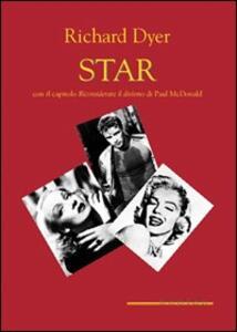 Star - Richard Dyer - copertina