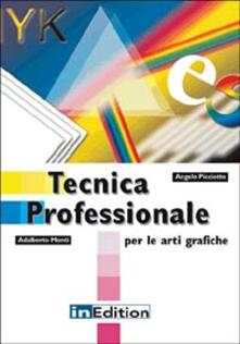 Librisulrazzismo.it Tecnica professionale per le arti grafiche Image