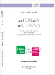 Azienda irridens - G. Luca Rivalta - copertina