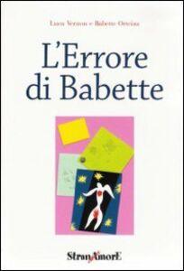 L' errore di Babette