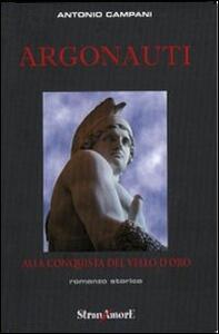 Argonauti - Antonio Campani - copertina
