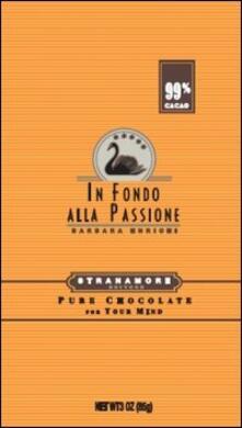 In fondo alla passione - Barbara Enrichi - copertina