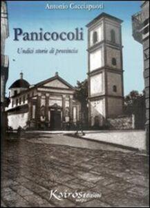 Panicocoli. Undici storie di provincia