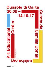 Bussole di Carta 30.09-14.10.17 - copertina