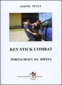 Key stick combat. Portachiavi da difesa