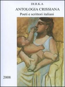 Antologia crissiana - Jolanda Petrobelli - copertina