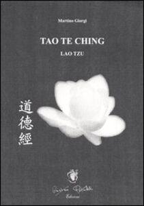 Tao Te Ching. Lao Tzu