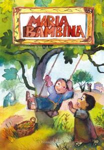 Maria bambina - Giampiero Pizzol - copertina