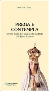 Prega e contempla - Fabio Berto - copertina