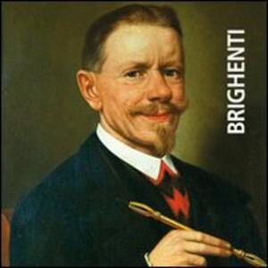 Antonio Brighenti. Ritrattista nella Clusone dell'Ottocento - Luisa Tognoli Bardin - copertina