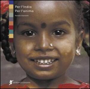 Per l'India per l'anima - Renato Giananti - copertina
