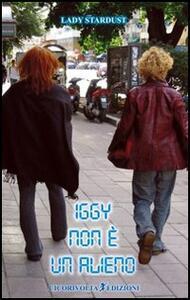 Iggy non è un alieno - Lady Stardust - copertina
