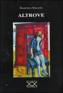 Altrove - Francesca Masante - copertina