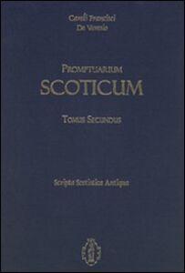 Promptuarium scoticum. Scripta scotistica antiqua. Vol. 2