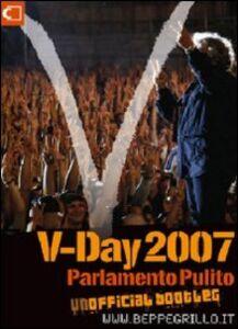 V-Day 2007. Con DVD