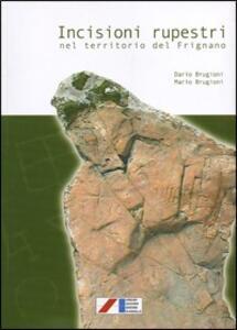 Incisioni rupestri nel territorio del Frignano - Dario Brugioni - copertina