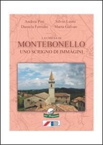 La Chiesa di Montebonello. Uno scrigno di immagini - copertina