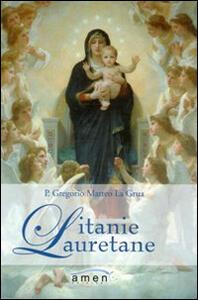 Litanie lauretane - Matteo La Grua - copertina