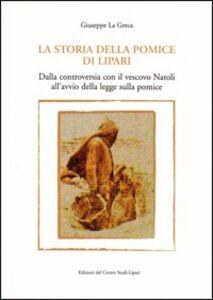La storia della pomice di Lipari. Vol. 2