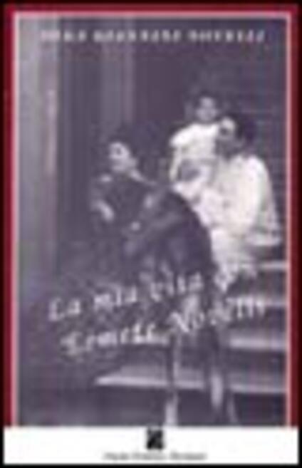 La mia vita con Ermete Novelli - Olga Giannini Novelli - copertina
