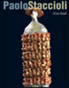 Paolo Staccioli. I segni della terra. Ediz. italiana e inglese - Elisa Gradi - copertina