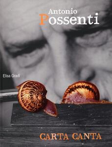 Carta canta - Elisa Gradi - copertina