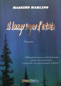 Il lungo sogno d'estate - Massimo Marlino - copertina