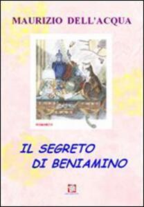 Il segreto di Beniamino - Maurizio Dell'Acqua - copertina