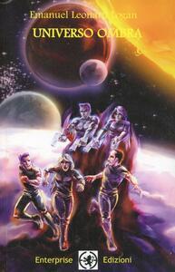 Universo ombra - Emanuel L. Logan - copertina
