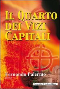 Il quarto dei vizi capitali - Fernando Palermo - copertina