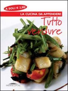 Tutto verdure - copertina