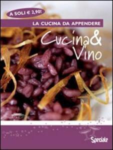Cucina & vino - copertina