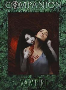 V20 Companion. Vampiri La Masquerade. 20° anniversario. Ediz. speciale - copertina