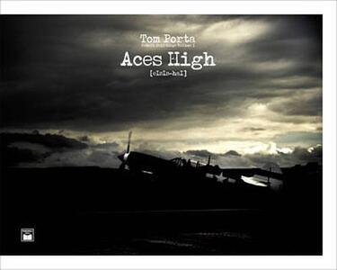 Aces High. Eisis - hai - Tom Porta - copertina