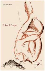 Il sole di stagno - Vincenzo Aiello - copertina