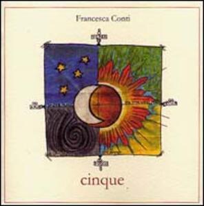 Cinque - Francesca Conti - copertina