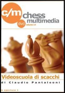 Le aperture. DVD. Vol. 1 - Claudio Pantaleoni - copertina
