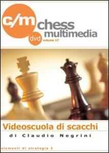 Elementi di strategia. DVD. Vol. 3 - Claudio Negrini - copertina