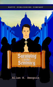 Surviving in the seminary - Allan Hinautan Amoguis - copertina