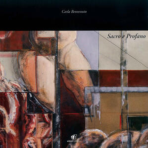 Sacro e profano - Carla Benvenuto - copertina