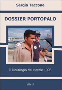 Dossier Portopalo. Il naufragio del Natale 1996