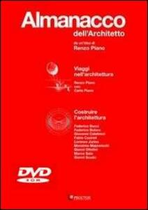 Almanacco dell'architetto. Con DVD-ROM - copertina