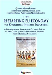Il ruolo dell'Europa nel mondo. Tesi sulla politica estera di difesa e di sicurezza dell'Unione Europea - Roberto Palea - copertina