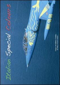 Italian special colours - Luigino Caliaro - copertina