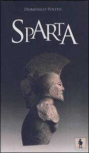 Sparta - Domenico Polito - copertina