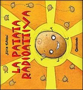 La patata radioattiva - Silvia Forzani - copertina