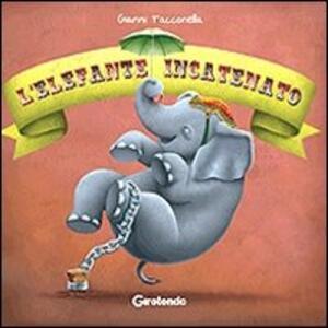L' elefante incatenato - Gianni Tacconella - copertina