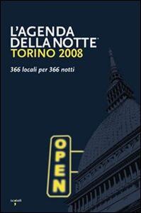 Torino 2008. 366 locali per 366 notti - copertina