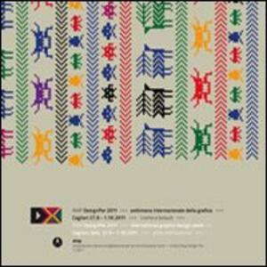 Design X. Cagliari 2011. Catalogo della manifestazione. Ediz. multilingue - copertina